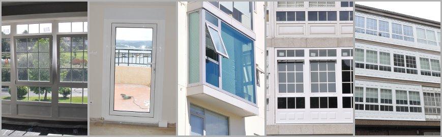 Reforma ventanas Aluminios Cabeal